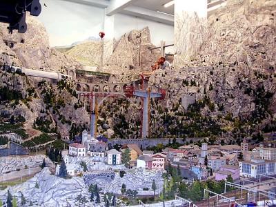 Die große, weite Welt - im Miniaturland in Hamburg