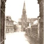 St Laurentius aus dem Friedhofstor-t